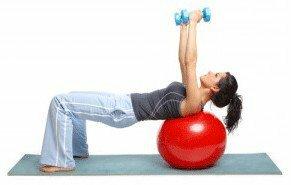 Activité sportive adaptée afin de perdre du ventre