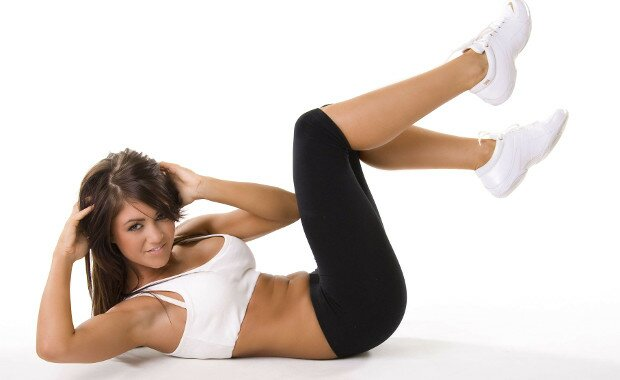 Exercices d'abdominaux pour brûler vos graisses de la ceinture abdominale