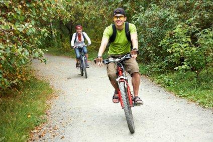 Balade en vélo est efficace pour perdre du poids et a des vertus anti stress
