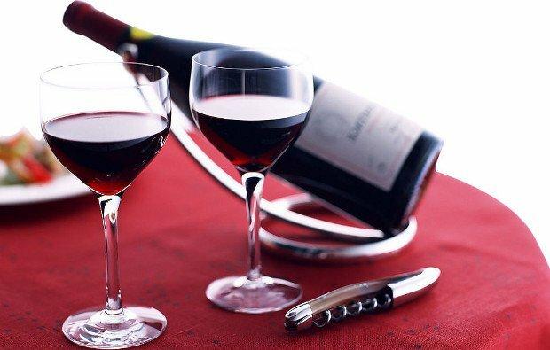 La consommation de vin rouge en quantité raisonnable est bon pour la santé