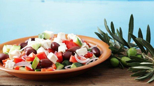 Régime méditerranéen protège des maladies cardio-vasculaires