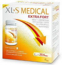 XLS Medical extra fort pour absorber les calories des nutriments