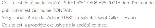 éditeur perdreventre.fr