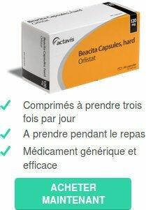 Acheter le médicament Orlistat sur une pharmacie sans ordonnance