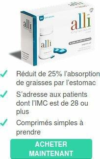 Guide pour l'achat des pilules Alli sur internet au meilleur prix