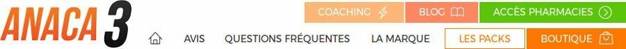Anaca3 pharmacie : avis et meilleur prix pour acheter en France de manière fiable