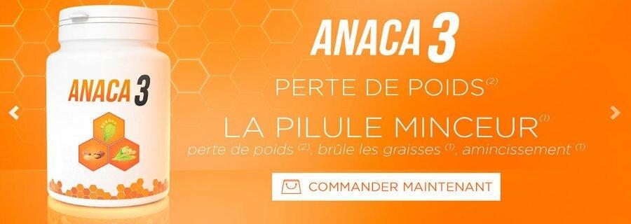 Anaca3 ventre plat en pharmacie : est-ce une arnaque : avis et prix