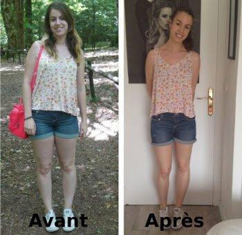 Photos avant / après : l'avis sur acana 3 - résultats